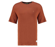WEBSTER - T-Shirt basic - ginger/brown