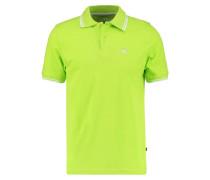 TWIN STRIPE - Poloshirt - lime