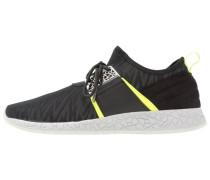 KATSURO - Sneaker low - black/yellow