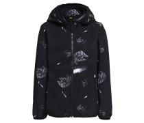 SKEET Regenjacke / wasserabweisende Jacke black