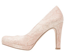 High Heel Pumps salmon