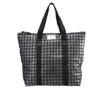 GWENETH Shopping Bag silver