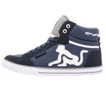 BOSTON CLASSIC Sneaker high navy blue/grey
