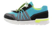 PASCAL Sneaker low türkis/schwarz