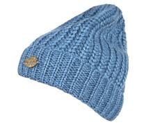 Mütze lucky blue melange