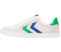 SL. STADIL DUO CANVAS LOW - Sneaker low - pristine white