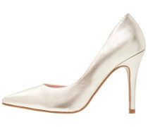 High Heel Pumps - champagne