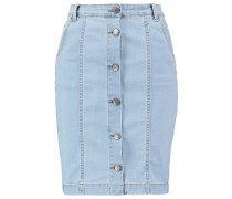 SHADI - Bleistiftrock - vintage blue