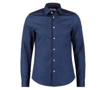 Businesshemd dark blue