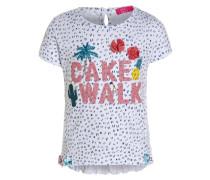 KORNELIA - T-Shirt print - bright white