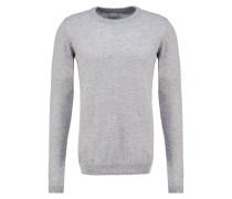 MOXHAM - Strickpullover - light grey