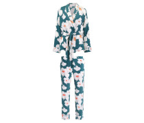 ODETTE - Pyjama - bermuda blue multi