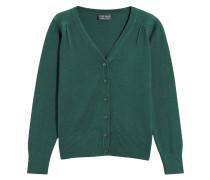 Strickjacke - green