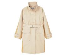 PHILLIP - Trenchcoat - medium brown