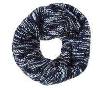Schlauchschal blue/black
