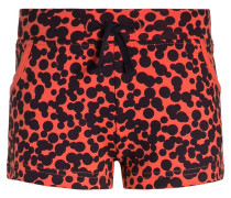 Shorts red/navy