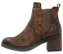 Ankle Boot cacao/tan
