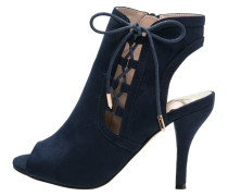 WISHFUL High Heel Sandaletten dark blue