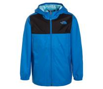 ZIPLINE Regenjacke / wasserabweisende Jacke clear lake blue