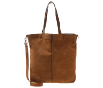 TIMBLE STREAM Shopping Bag brown