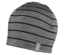 Mütze gritstone heather/black