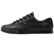 KAPLAN Sneaker low black/white