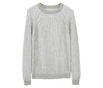 DUNLOP - Strickpullover - light/pastel grey
