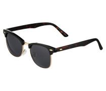 SUNNIES FLOW CLUBMASTER - Sonnenbrille - black