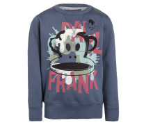 Sweatshirt steel blue