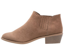 MARLEY Ankle Boot cream