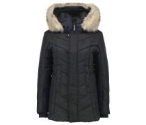 GStar ALASKA FUR HDD COAT Winterjacke black