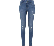 Jeans Skinny Fit blue washed