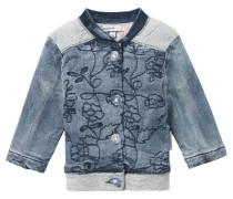 Bosa Sweatjacke light stone wash