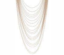Halskette rose goldcoloured