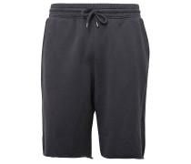 SHORE LEAVE SAMSON - Shorts - black