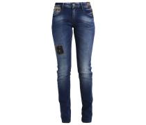 Jeans Straight Leg denim dark blue