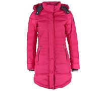 CHUTE Wintermantel digital pink