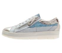 Sneaker low light blue