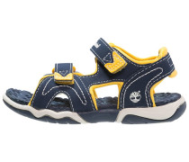 ADVENTURE SEEKER - Trekkingsandale - navy/yellow