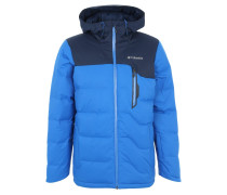 POWDER Daunenjacke super blue/collegiate navy