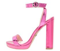 LUXURY2 High Heel Sandaletten pink