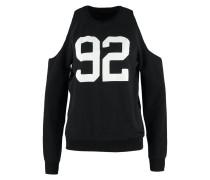 Sweatshirt casual black