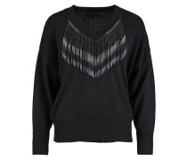 FICTION - Strickpullover - jet black