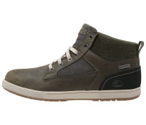 VALE GTX Sneaker high dark grey/olive
