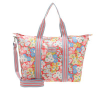 DAISY BED Shopping Bag red