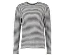 TAROH - Strickpullover - grey melange