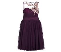 Cocktailkleid / festliches Kleid loganberry