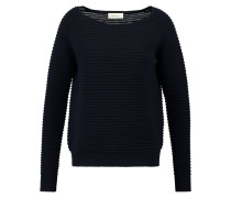 CLARICE Strickpullover navy night