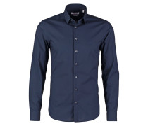BARI SLIM FIT Businesshemd blue