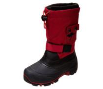 KANGA-BEAN - Snowboot / Winterstiefel - red